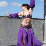 trbušni ples rijeka