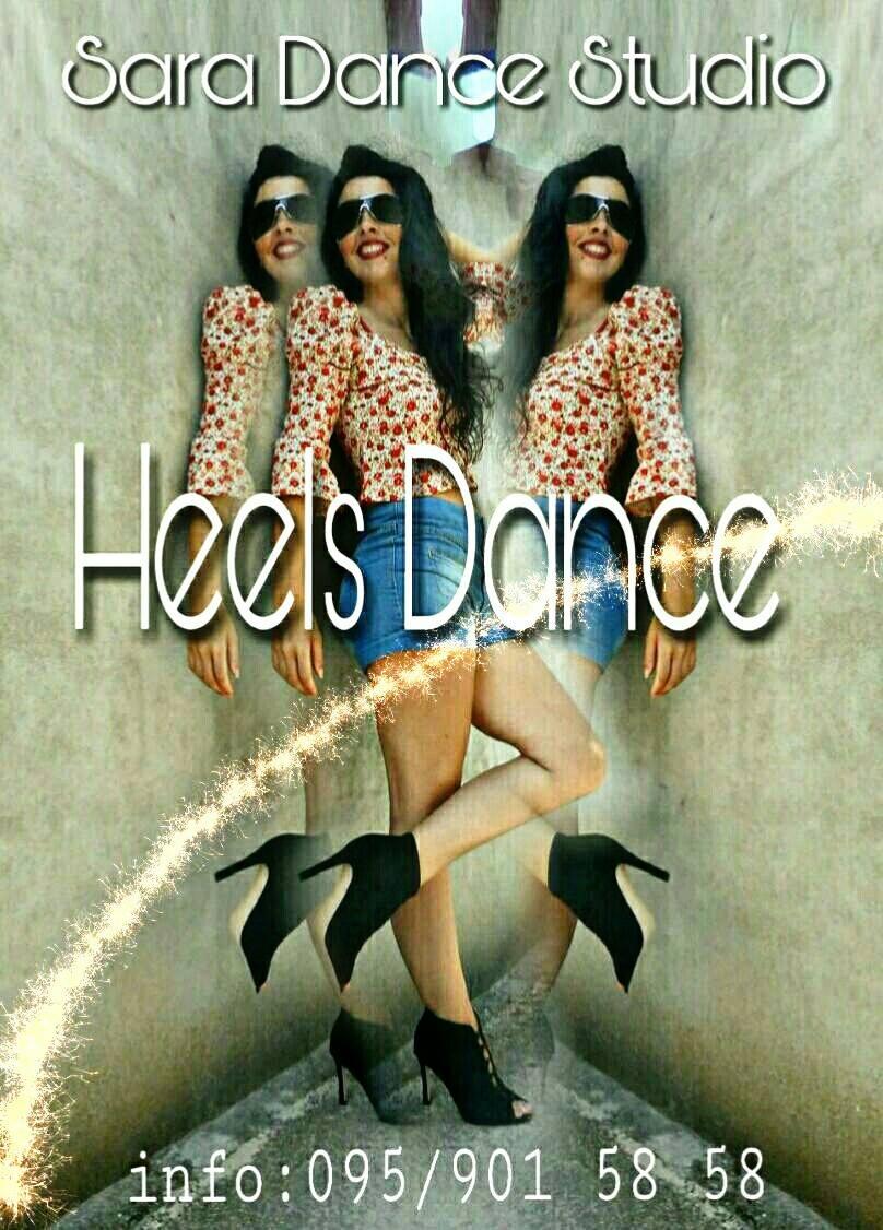 heels dance, ples u štiklama